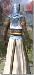 Priestess of Mara Khajiit Female Close Rear