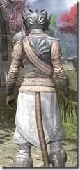 Pyandonean Iron - Khajiit Female Close Rear