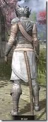 Pyandonean Iron - Khajiit Female Rear