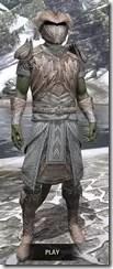 Pyandonean Rawhide - Argonian Male Front