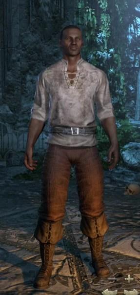 Redguard Male Tall