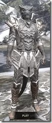 Scalecaller Iron - Argonian Male Front