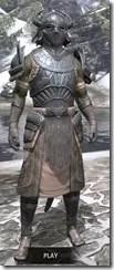 Silken Ring Iron - Argonian Male Front