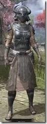 Silken Ring Iron - Khajiit Female Front
