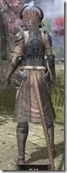 Silken Ring Iron - Khajiit Female Rear