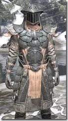 Telvanni Iron - Argonian Male Close Front
