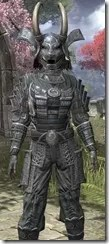 Tsaesci Iron - Khajiit Female Close Front