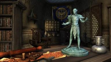 Statuette: Vivec, Warrior-Poet