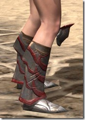 Abnur Tharn's Shoes - Female Right