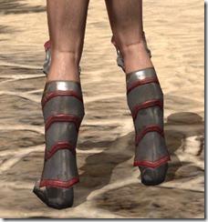 Abnur Tharn's Shoes - Male Rear