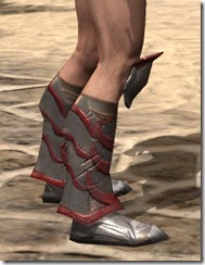 Abnur Tharn's Shoes - Male Right