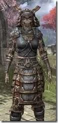 Akaviri Iron - Khajiit Female Close Front