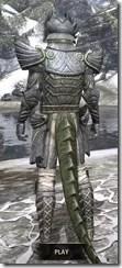 Ancient Elf Iron - Argonian Male Rear