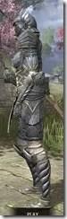 Ancient Elf Iron - Khajiit Female Side