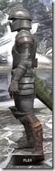 Breton Steel - Argonian Male Side