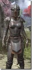 Breton Steel - Khajiit Female Close Front
