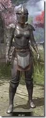 Breton Steel - Khajiit Female Front