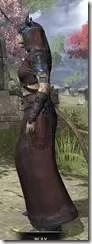Coldsnap Light - Khajiit Female Robe Side