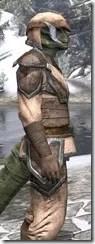 Dark Elf Homespun - Argonian Male Shirt Close Side
