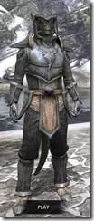 Dark Elf Iron - Argonian Male Front