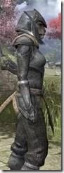 Dark Elf Iron - Khajiit Female Close Side