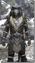 Dark Elf Orichalc - Argonian Male Close Front