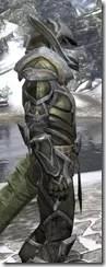 Dark Elf Orichalc - Argonian Male Close Side