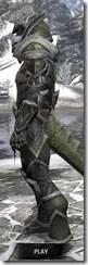 Dark Elf Orichalc - Argonian Male Side