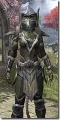 Dark Elf Orichalc - Khajiit Female Close Front
