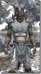 Dro-m'Athra Rawhide - Argonian Male Close Front