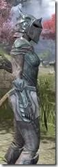 Glass Iron - Khajiit Female Close Side