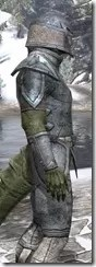 High Elf Iron - Argonian Male Close Side