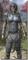 High Elf Iron - Khajiit Female Close Front