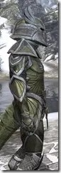 High Elf Orichalc - Argonian Male Close Side