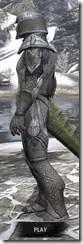 High Elf Steel - Argonian Male Side