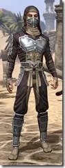 Honor Guard Rubedo Leather - Male Front