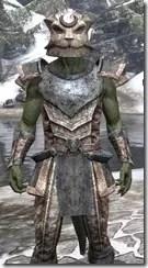 Khajiit Iron - Argonian Male Close Front