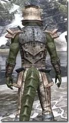 Khajiit Iron - Argonian Male Close Rear