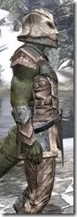 Khajiit Iron - Argonian Male Close Side