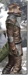 Khajiit Steel - Argonian Male Close Side