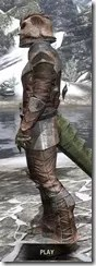 Khajiit Steel - Argonian Male Side