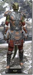 Lyris Titanborn - Argonian Male Front