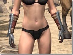 Lyris Titanborn's Gauntlets - Female Front