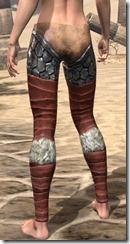 Lyris Titanborn's Greaves - Female Rear