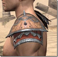 Lyris Titanborn's Pauldrons - Male Side