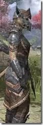 Malacath Iron - Khajiit Female Close Side