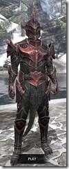 Meridian Heavy - Argonian Male Front