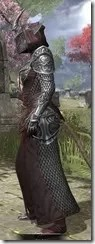Meridian Light - Khajiit Female Robe Side
