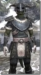 Nord Iron - Argonian Male Close Front
