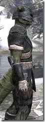 Nord Iron - Argonian Male Close Side